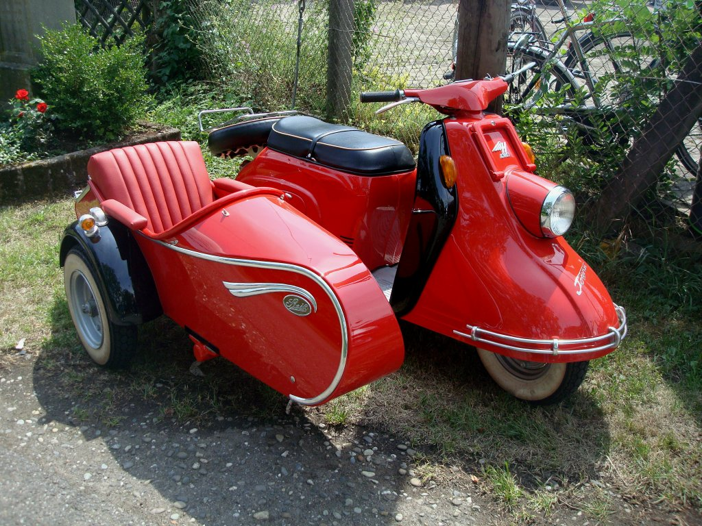 motorcycle 74 heinkel tourist with steib sidecar. Black Bedroom Furniture Sets. Home Design Ideas