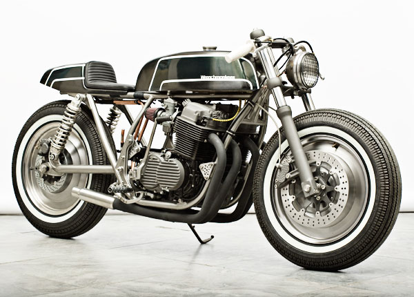 motorcycle 74 wrenchmonkees honda cb 750 four. Black Bedroom Furniture Sets. Home Design Ideas