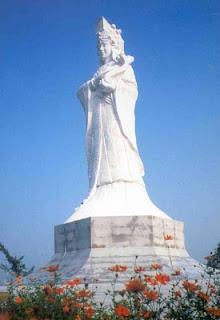 Mazu statue photo