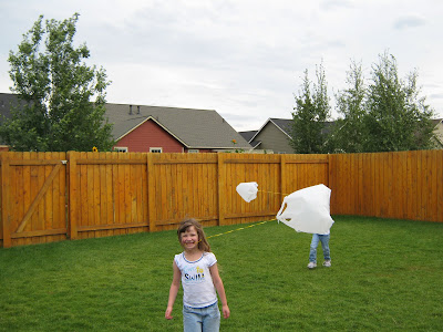 Almost Unschoolers Windy Day Fun And Science For Children