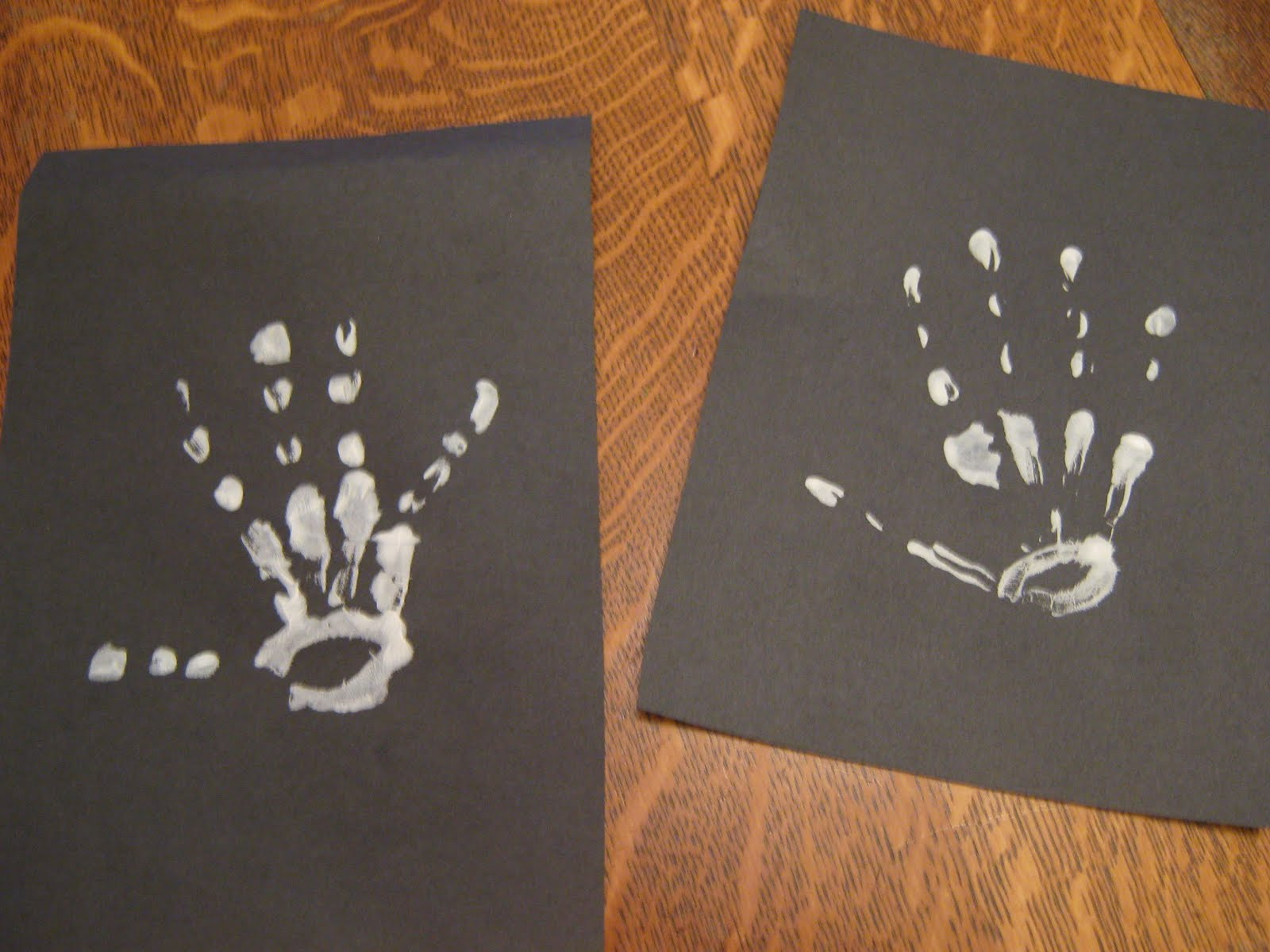 Dry Bones Bible Craft