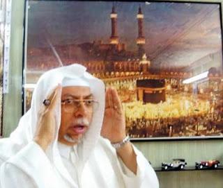 Tiba-Tiba Semua Jemaah Masjid Bukit Puchong DiBawa Bersolat Jumaat Di Masjidil haram!!!