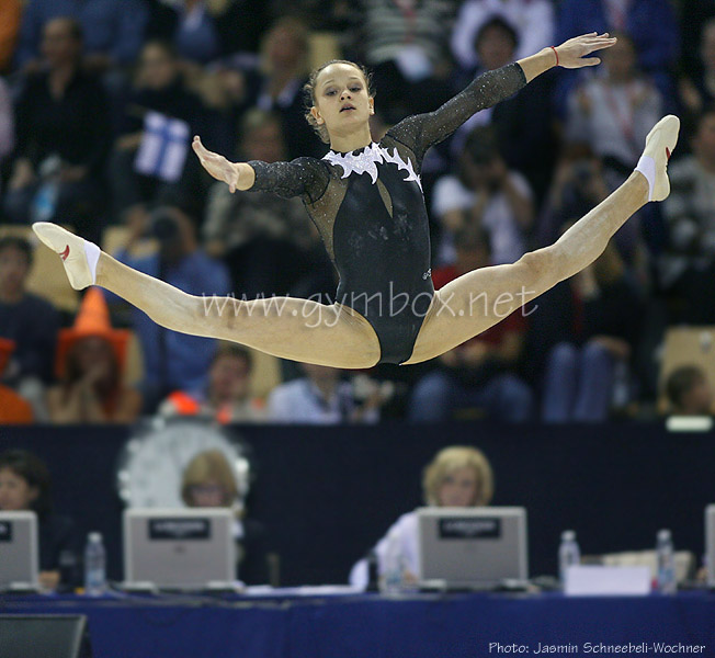 Gymnast Leotard Malfunction