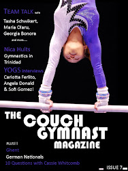 READ THE COUCH GYMNAST MAGAZINE