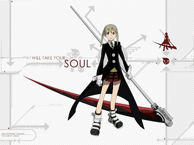 soul eater wallpaper. anime paper wallpaper.