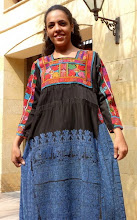 Bedouin Girl's dress