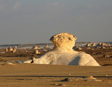 Weird Sand Formation