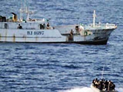 Dirty Bomb! Iranian Dirty Bomb Attack Against Israel Thwarted by Somali Pirates?