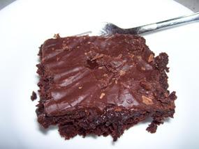 Kinnikinnick Chocolate Cake