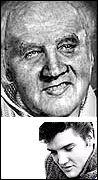 ¿Que aspecto tendría Elvis Presley de seguir vivo?