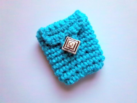 iPhone or iPod Cover or Cozy (Free Crochet Pattern