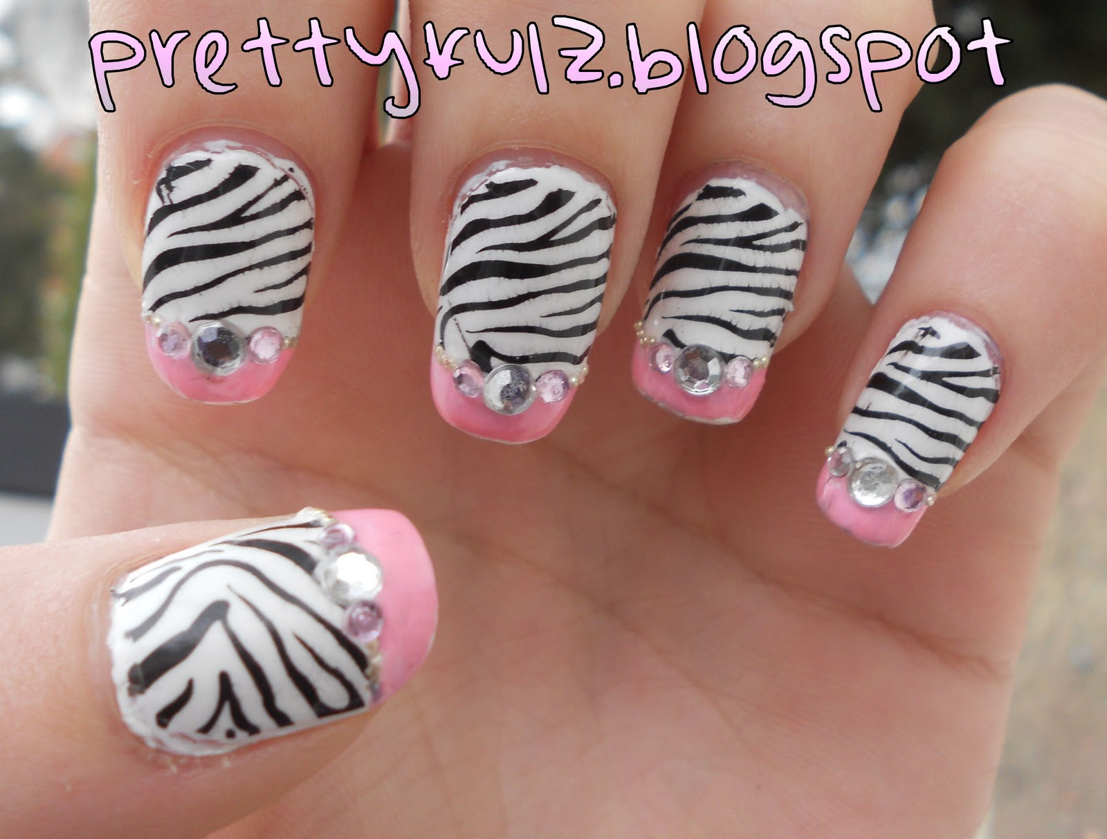 Easy cute nail designs for toe