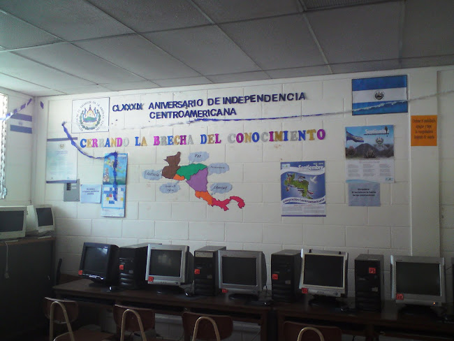 Aula Informática en septiembre