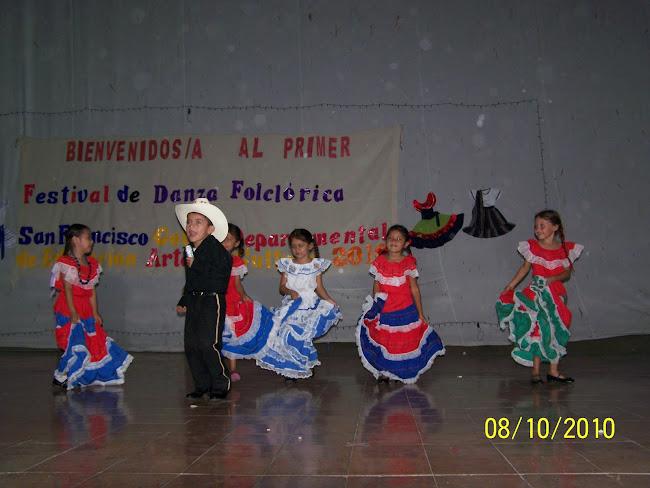 Parvularia de Lolotiquillo 2010
