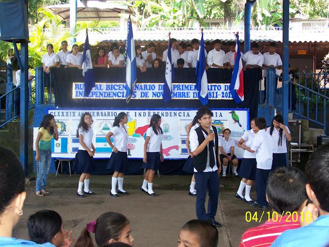 Danzando a Centro América