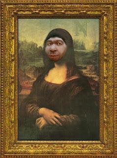 monna lisa neanderthal