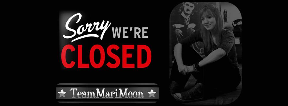 { Team MariMoon } -  Primeira e melhor fonte sobre a VJ MariMoon!