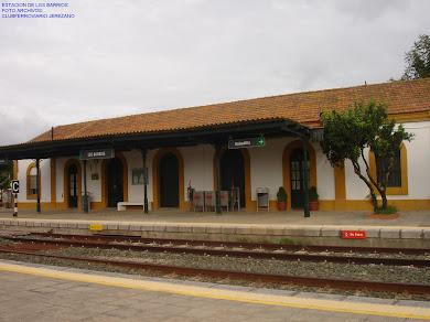 LOS BARRIOS (ESTACION)