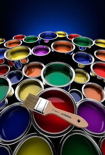 Como quitar manchas de pintura en la piel - Como quitar la pintura de la pared ...