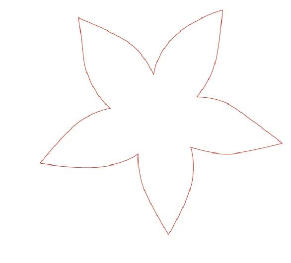 Flor De Nochebuena Para Colorear Harmoni Air - Imagenes De Flores De Noche Buena Para Colorear