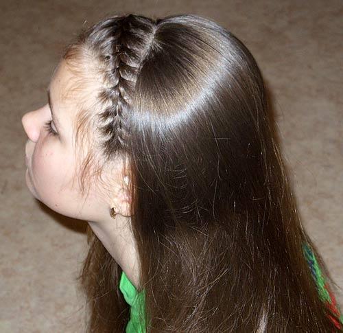 Peinados simples para fiestas
