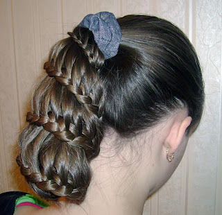 Peinados con trenzas paso por paso