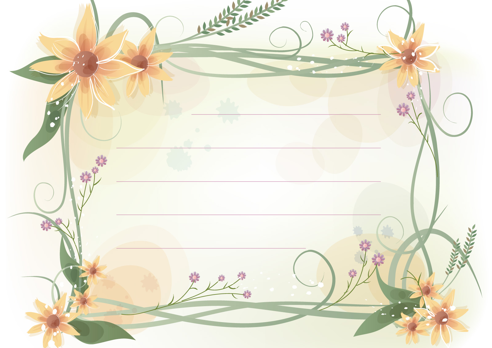 plantillas para cartas de amor