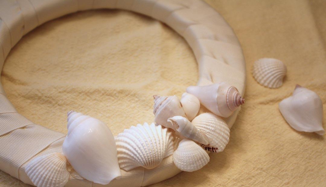 Como hacer manualidades con conchas de mar - Manualidades con conchas ...