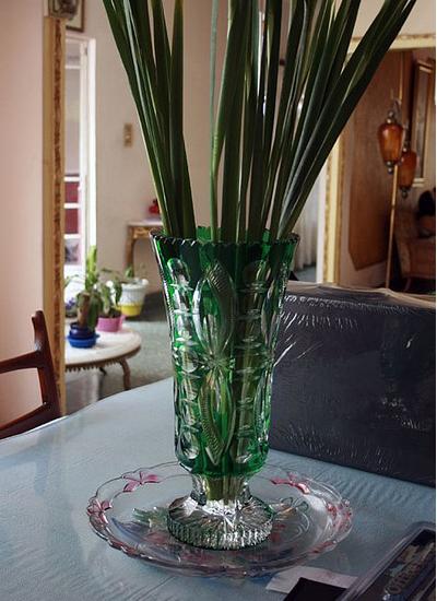 Como limpiar floreros de cristal - Limpiar lamparas de cristal ...