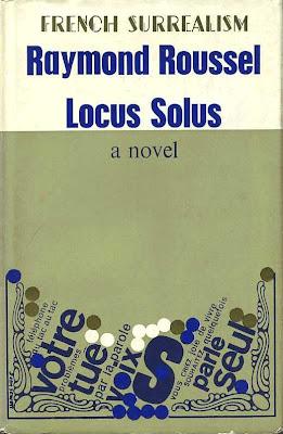 Raymond Roussel Locus Solus John Calder hardcover edition