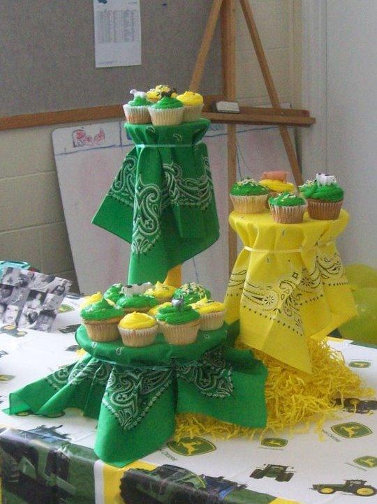John Deere Decorations : John deere cake