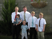 The future missionaries!