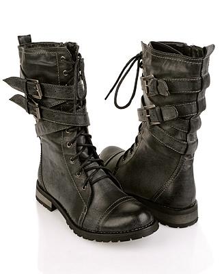 Conbat boots