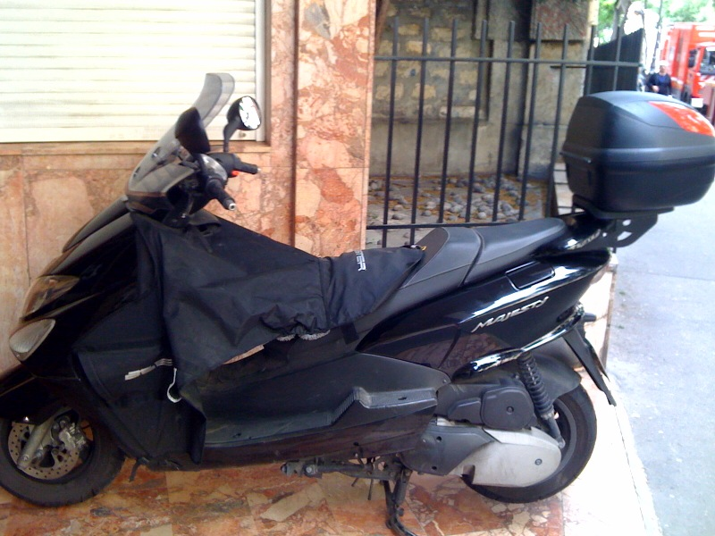 scooter yamaha majesty 125 vendre. Black Bedroom Furniture Sets. Home Design Ideas