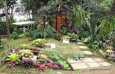 Exhibit Booth of Boyet Ganigan
