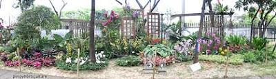 Exhibit Booth of CV Lazaro, Mable Choa, Lita Ibarra, Dra. Olivia Sanchez, Al & Cynthia Isidro, Ma. Lourdes Bernardo