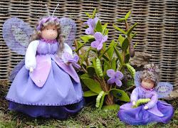 Vlinder feeen