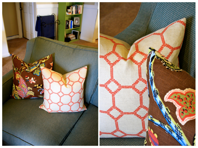 How To Arrange Throw Pillows House Of Jade Interiors Blog