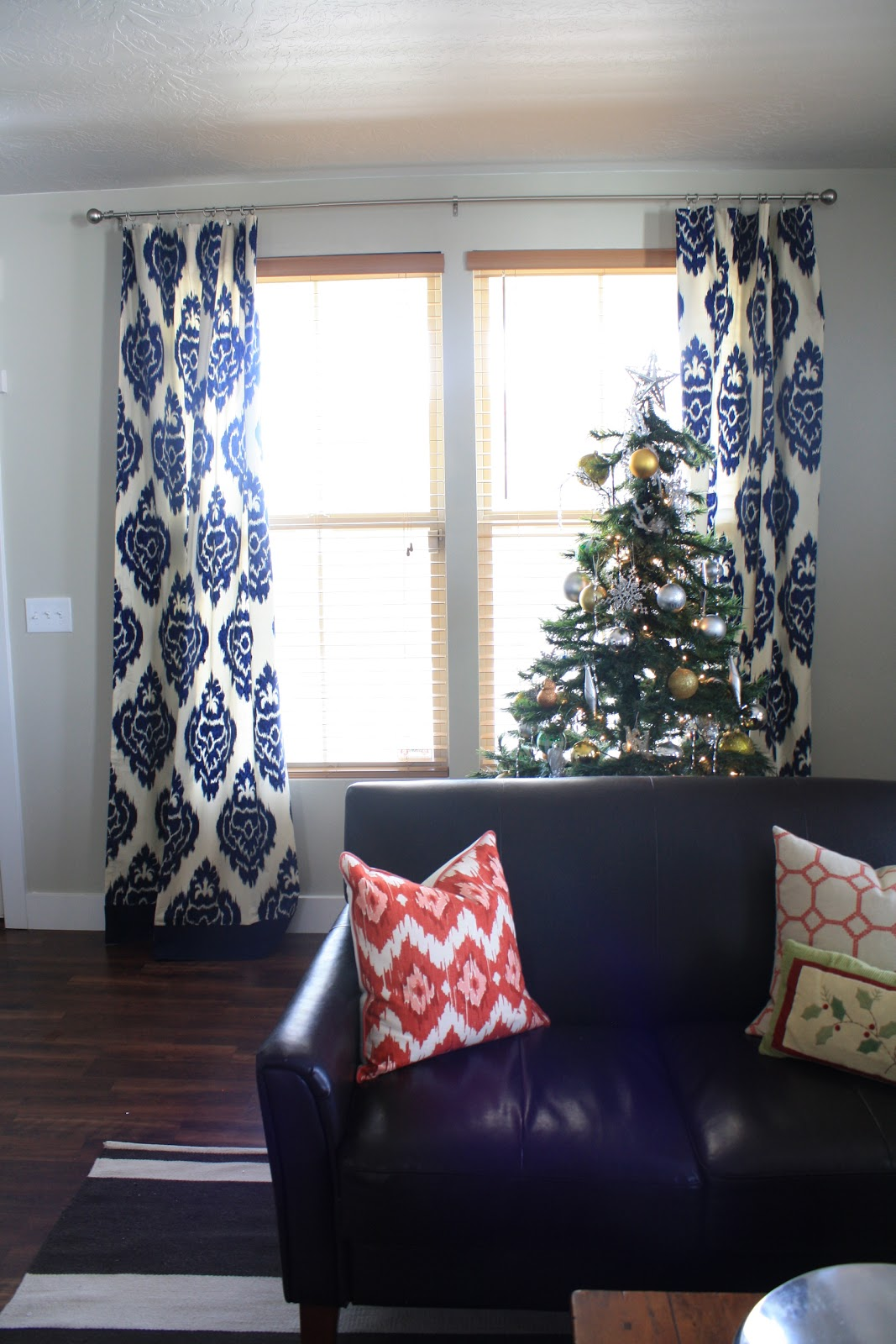 Feature Friday My New Living Room Curtains