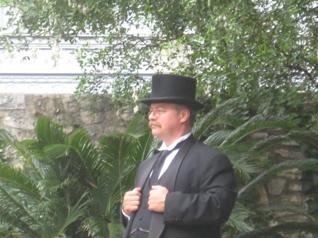 Teddy Roosevelt Show