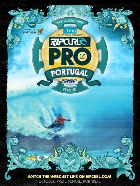 Rip Curl Pro Portugal 2010: