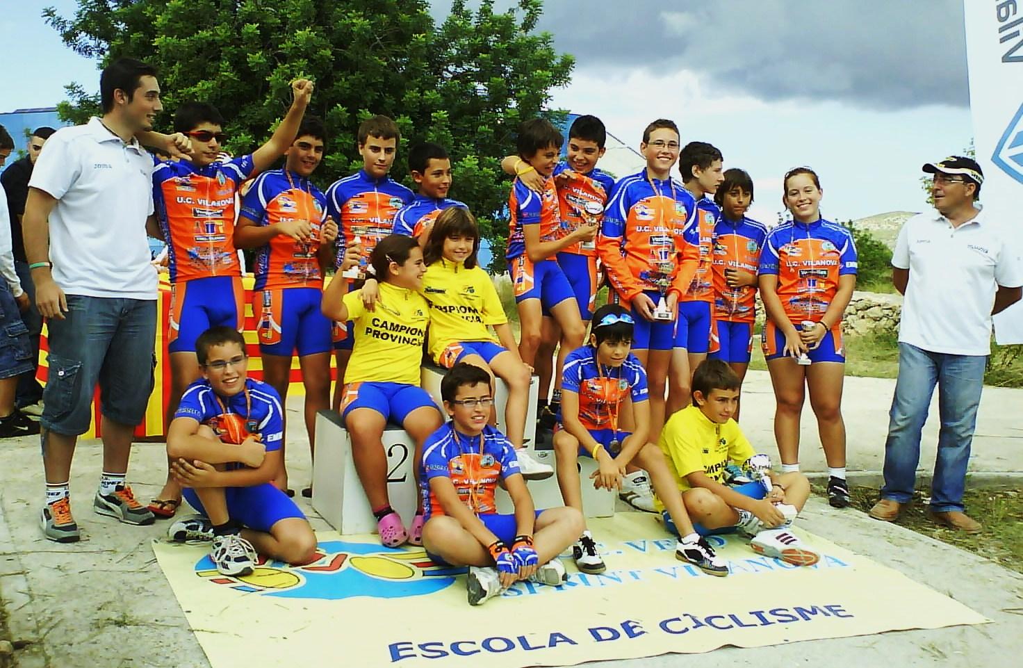 XII Ruta del Xató 2010