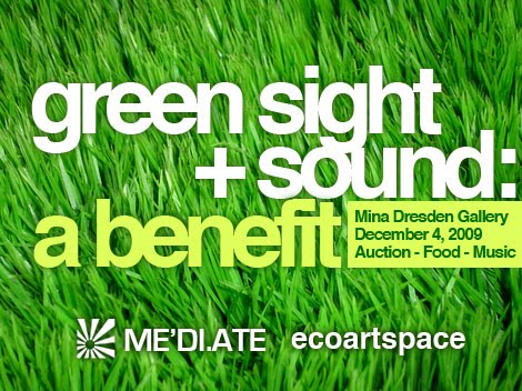 ecoartspace benefit 2009