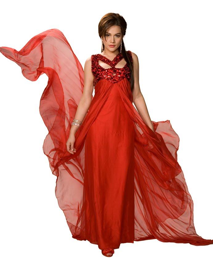 Bea alonzo wedding dress magkaribal november