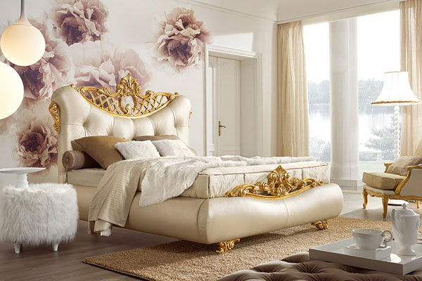 Italian Bed Furniture  ROOM DECORATION IDEAS