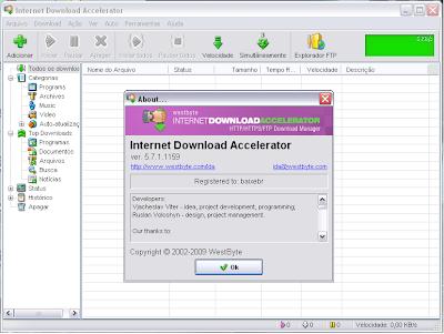 Aumente em até 5 vezes a velocidade dos downloads com Internet Download Accelerator