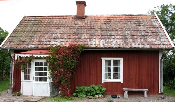 Aprilgatan dr mmen om en falur d stuga for Disegni casa cottage