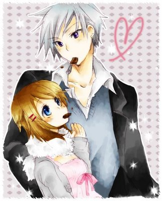 cute anime couples: text, images, music, video | Glogster