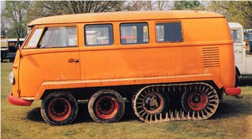 10 - Strangest Buses in Thw World