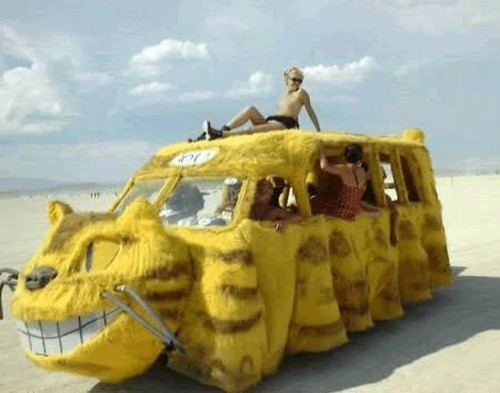 4 - Strangest Buses in Thw World